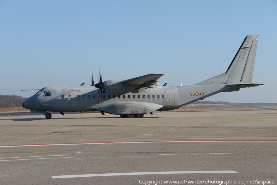 Spanish Air Force CASA C-295M (T.21-04) | Photo 401189