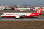 AtlasGlobal Airbus A321-211 (TC-ATR) at  Istanbul - Ataturk, Turkey