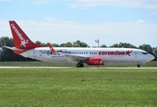 Corendon Airlines Boeing 737-8EH (TC-COH) at  Munich, Germany