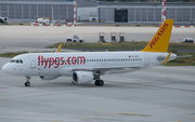 Pegasus Airlines Airbus A320-214 (TC-DCD) at  Dusseldorf - International, Germany