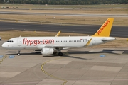 Pegasus Airlines Airbus A320-214 (TC-DCE) at  Dusseldorf - International, Germany