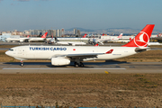 Turkish Cargo Airbus A330-243F (TC-JCI) at  Istanbul - Ataturk, Turkey