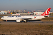 Turkish Airlines Airbus A330-223 (TC-JIR) at  Istanbul - Ataturk, Turkey