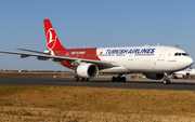 Turkish Airlines Airbus A330-223 (TC-JIZ) at  Paris - Charles de Gaulle (Roissy), France