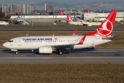 Turkish Airlines Boeing 737-752 (TC-JKO) at  Istanbul - Ataturk, Turkey