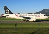 Turkish Airlines Airbus A319-132 (TC-JLU) at  Salzburg - W. A. Mozart, Austria