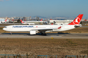 Turkish Airlines Airbus A330-303 (TC-JOD) at  Istanbul - Ataturk, Turkey
