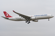 Turkish Airlines Airbus A330-303 (TC-JOH) at  Hamburg - Fuhlsbuettel (Helmut Schmidt), Germany