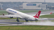 Turkish Airlines Airbus A330-302X (TC-JOM) at  Amsterdam - Schiphol, Netherlands