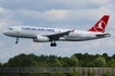 Turkish Airlines Airbus A320-232 (TC-JPB) at  Bremen, Germany