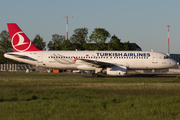 Turkish Airlines Airbus A320-232 (TC-JPR) at  Hannover - Langenhagen, Germany