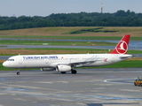 Turkish Airlines Airbus A321-231 (TC-JRV) at  Hamburg - Fuhlsbuettel (Helmut Schmidt), Germany