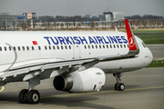 Turkish Airlines Airbus A321-231 (TC-JTF) at  Amsterdam - Schiphol, Netherlands