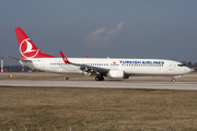 Turkish Airlines Boeing 737-9F2(ER) (TC-JYH) at  Manchester - International (Ringway), United Kingdom