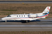 Turkish Government Cessna 560XL Citation XLS (TC-LAC) at  Istanbul - Ataturk, Turkey