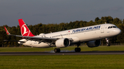 Turkish Airlines Airbus A321-271NX (TC-LSG) at  Hamburg - Fuhlsbuettel (Helmut Schmidt), Germany