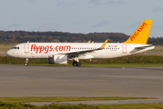 Pegasus Airlines Airbus A320-251N (TC-NBV) at  Billund, Denmark