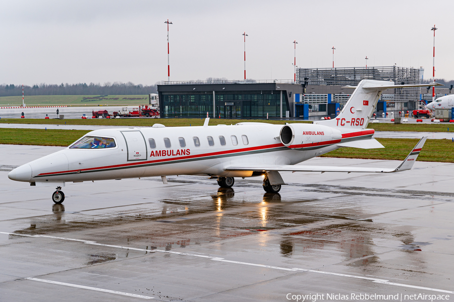 Turkey - Ministry of Health (Ambulance) Bombardier Learjet 45 (TC-RSD) | Photo 419085