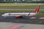 Corendon Airlines Boeing 737-85P (TC-TJN) at  Dusseldorf - International, Germany