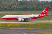 Turkish Government Airbus A330-243(Prestige) (TC-TUR) at  Dusseldorf - International, Germany