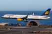 Icelandair Boeing 757-208 (TF-FIP) at  Gran Canaria, Spain