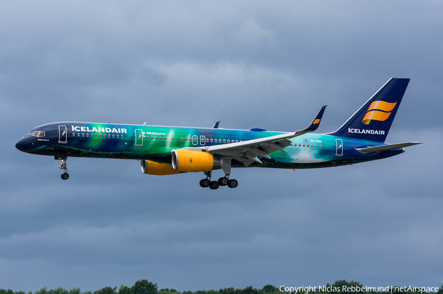 Icelandair Boeing 757-256 (TF-FIU) | Photo 249391