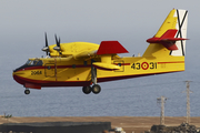 Spanish Air Force Canadair CL-415 (UD.14-01) at  Tenerife Sur - Reina Sofia, Spain