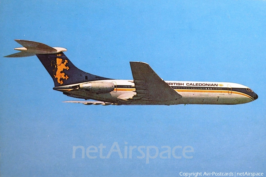 British Caledonian Airways Vickers VC-10 Series 1103 (UNKNOWN) | Photo 69128