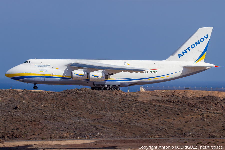 Antonov Design Bureau Antonov An-124-100 Ruslan (UR-82008) | Photo 406436