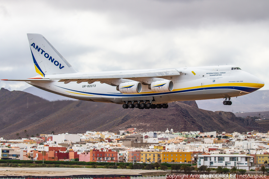 Antonov Design Bureau Antonov An-124-100 Ruslan (UR-82073) | Photo 409944