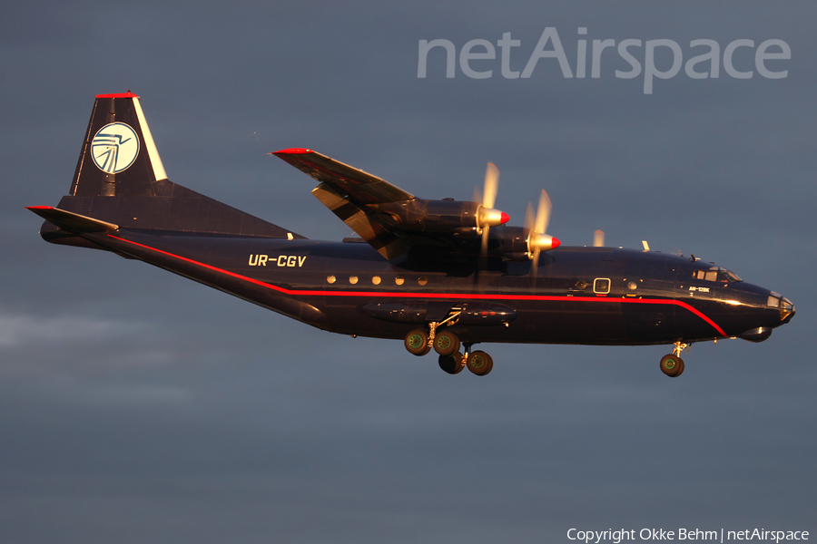 Ukraine Air Alliance Antonov An-12BK (UR-CGV) | Photo 175247