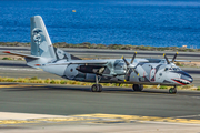 Eleron Airlines Antonov An-26B (UR-CSK) at  Gran Canaria, Spain