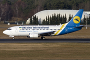 Ukraine International Airlines Boeing 737-55D (UR-GAZ) at  Berlin - Tegel, Germany