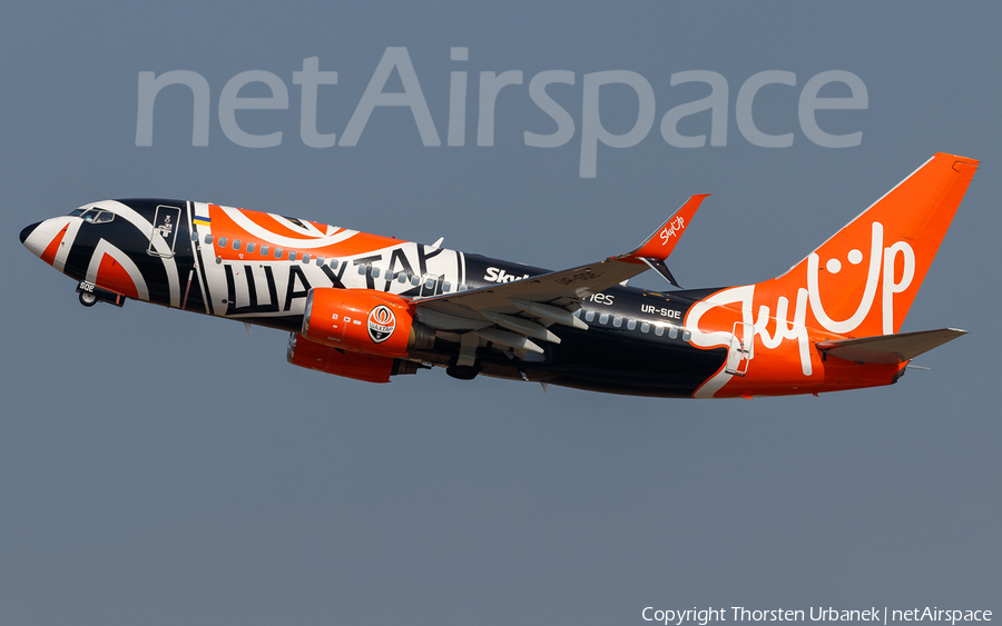 SkyUp Airlines Boeing 737-75C (UR-SQE) | Photo 398319