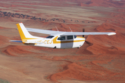 (Private) Cessna 210 Centurion (V5-CEJ) at  In Flight, Namibia