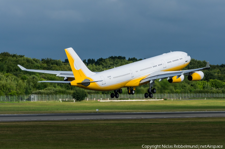 Royal Brunei Airlines Airbus A340-212 (V8-001) | Photo 251040