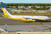 Royal Brunei Airlines Airbus A340-212 (V8-BKH) at  New York - John F. Kennedy International, United States