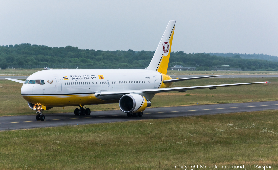 Royal Brunei Airlines Boeing 767-27G(ER) (V8-MHB) | Photo 246623