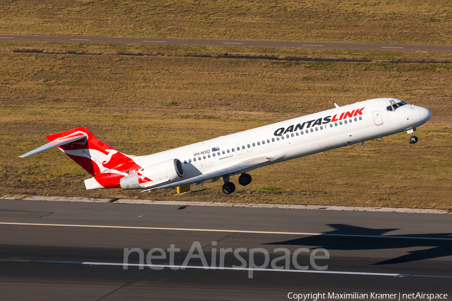 QantasLink (National Jet Systems) Boeing 717-231 (VH-NXQ) | Photo 390276