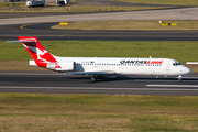 QantasLink (National Jet Systems) Boeing 717-231 (VH-NXQ) at  Sydney - Kingsford Smith International, Australia