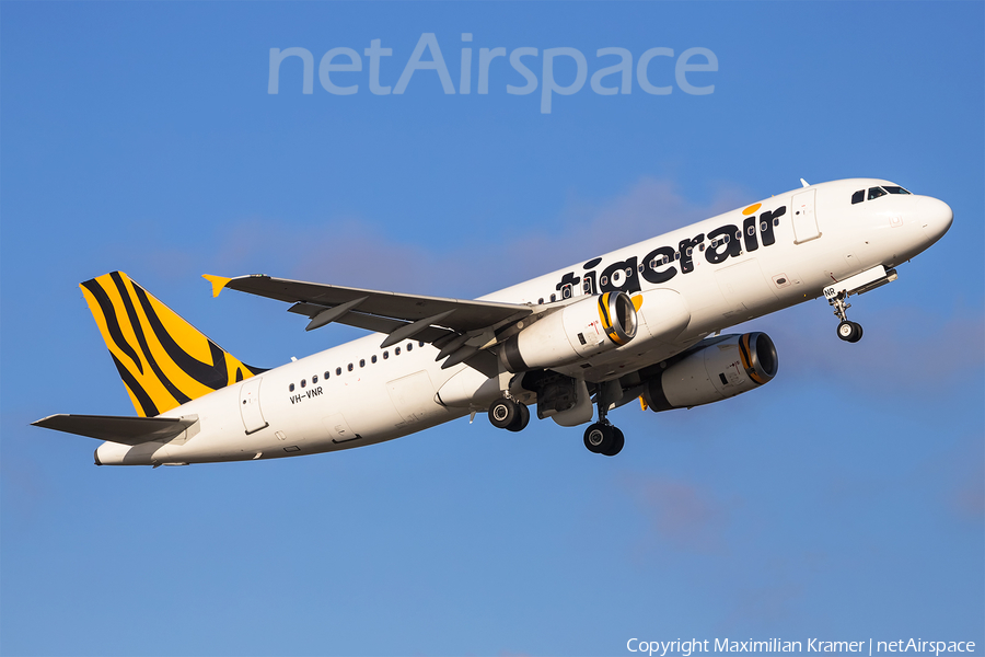 Tigerair Australia Airbus A320-232 (VH-VNR) | Photo 390659