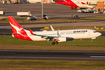 Qantas Boeing 737-838 (VH-VYA) at  Sydney - Kingsford Smith International, Australia