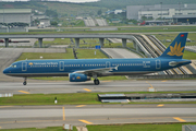 Vietnam Airlines Airbus A321-231 (VN-A349) at  Kuala Lumpur - International, Malaysia