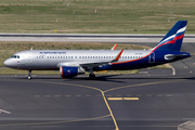 Aeroflot - Russian Airlines Airbus A320-214 (VP-BCE) at  Dusseldorf - International, Germany