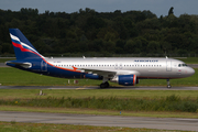 Aeroflot - Russian Airlines Airbus A320-214 (VP-BRZ) at  Hamburg - Fuhlsbuettel (Helmut Schmidt), Germany