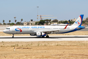 Ural Airlines Airbus A321-231 (VP-BSW) at  Luqa - Malta International, Malta
