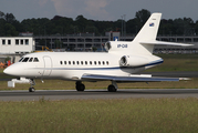 (Private) Dassault Falcon 900 (VP-CAB) at  Hamburg - Fuhlsbuettel (Helmut Schmidt), Germany