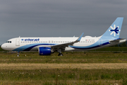 Interjet Airbus A320-251N (VP-CCR) at  Hamburg - Finkenwerder, Germany