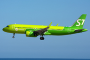S7 Airlines Airbus A320-271N (VQ-BCK) at  Tenerife Sur - Reina Sofia, Spain