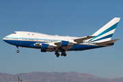 Las Vegas Sands Casino Boeing 747SP-21 (VQ-BMS) at  Las Vegas - McCarran International, United States